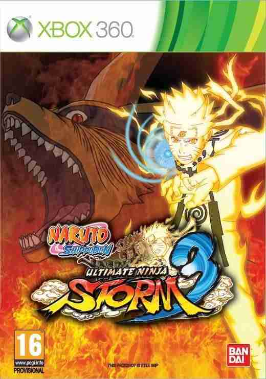Descargar Naruto Shippuden Ultimate Ninja Storm 3 [MULTI][DEMO][P2P] por Torrent